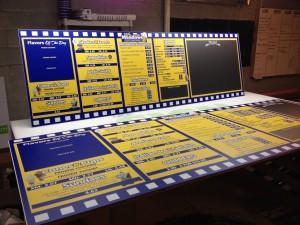 Drive-thru and Walk-up menu boards